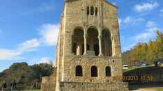 Santa Maria del Naranco #Prerromanico Asturiano #Asturias #Arte Asturiano # Guardianes del Paraiso #AsturiasVen