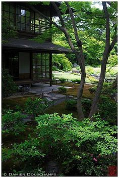 Murin-an (無鄰菴) is a Japanese garden in Kyoto, built by political and military leader Yamagata Aritomo between 1894 and 1898. It is an example of a classical Japanese promenade garden of the Meiji Period. #japanesegardens