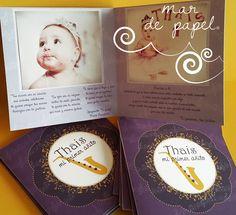 MAR DE PAPEL: El primer añito y bautizo de Thais: musical
