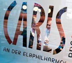 CARLS Restaurant an der Elbphilharmonie / Am Kaiserkai 69.