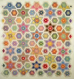 ...just Quilts: One Flower Wednesday WIP.  1930's MUST MAKE!