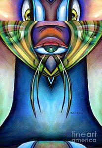 Digital Art - Cybercop by Rafael Salazar