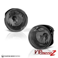 details about smoke l+r fog light drivng lamp+wiring/switch 07-09 dodge  durango/chrysler 300