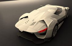 Citroen GT concept. Sounds awesome too, btw.