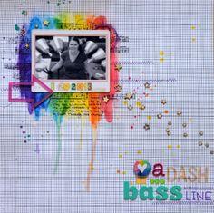 A Dash in the Bassline by greenchicken31 @2peasinabucket