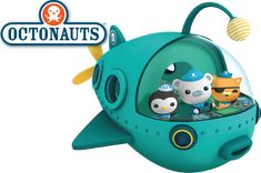 Watch full episodes of Octonauts online. Get behind-the-scenes and extras all on Disney Junior. Toddler Shows, Kids Shows, Octonauts Party, Creepy Kids, Cool Coloring Pages, Free Coloring, Cars Birthday Parties, Kids Room Wall Art, Disney Junior
