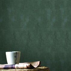 Leuk, die groene muur voor in de woonkamer. 1 wand, niet meer. Rust is belangrijk in een woonkamer.