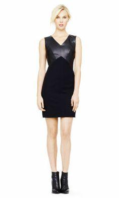 Samira Italian Wool Dress - Club Monaco Collection - Club Monaco Style #: 21344976