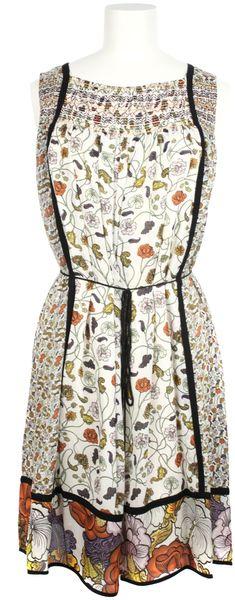 Vintage - meets - modern - dress