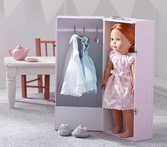 Doll Storage Trunk #pbkids