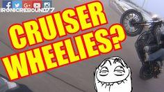 Wheelies on a Cruiser? Rebounding, Cops, Mindfulness, Consciousness