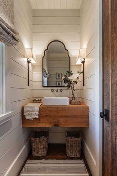 21 Gorgeous farmhouse style bathrooms you will love