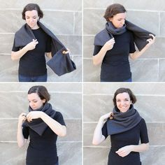 It's time to start thinking about creating cozy new gear so why not get started with M.E's snuggly DIY cowl? Get the step-by-step over on We Can Make Anything: Got a groovy refashion to share? How ...