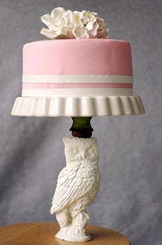 Un Cake Stand DIY | Mariage Anniversaire My Day