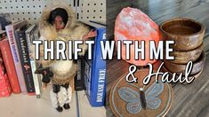 88a05efa4a6 Goodwill Thrift with Me   Home Decor Haul!