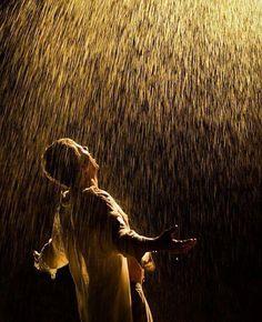 glorious rain...