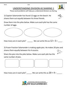 3rd Grade Math Worksheets | Math Worksheets for 2nd and 3rd Grade ...