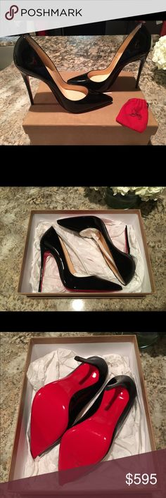 d94bfa992d73  NEW  Christian Louboutin (So Kate) size 37  BRAND NEW  Christian Louboutin  120mm So Kate Pumps -- Size 37 -- Never Worn -- Asking  595 -- Retail for   730 ...