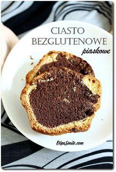 CIASTO BEZGLUTENOWE Polish Desserts, Dessert Sans Gluten, Cake Recipes, Dessert Recipes, Breakfast Menu, Gluten Free Cakes, Gluten Free Chocolate, Sweet Tooth, Food And Drink