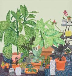 Jonas Wood - Gagosian Gallery