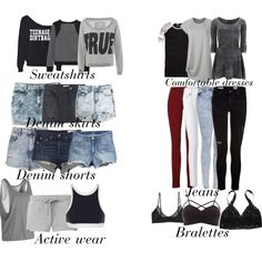 Emily fields essentials part 2 Cute Emo Outfits, Pretty Little Liars Outfits, Pll Outfits, Bad Girl Outfits, Fandom Outfits, Basic Outfits, Complete Outfits, Casual Outfits, Nerd Fashion