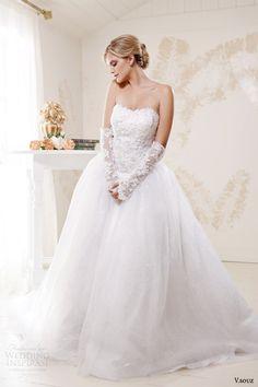 V. SOUZ 2014 Wedding Dresses | Wedding Inspirasi