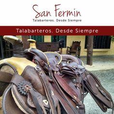 ¡El regalo perfecto para papá! #SillasyMonturas #Colombia Talabarteria San Fermin