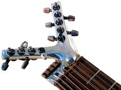 Spalt Instruments headstock