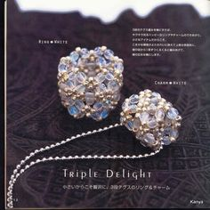 The Beads Recipes by Chikako Miki - •.¸¸.•Kanya•.¸¸.• - Picasa Web Albums
