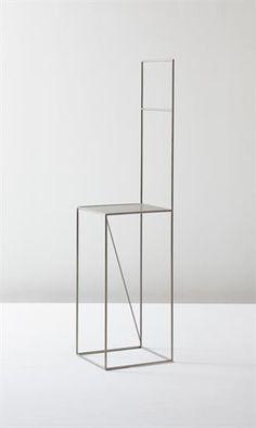 ROBERT WILSON 'Pierre Curie Chair', 1996-1997