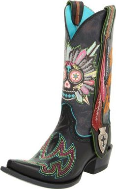 Ariat Women's Indian Sugar Soule Boot,Black,11 5E US Ariat,http://www.amazon.com/dp/B005M8LEL4/ref=cm_sw_r_pi_dp_KRoTsb1TERZWD93D