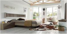 Dormitorio. Bedroom furniture.  #furniture #muebles #Málaga  http://www.decorhaus.es/es/