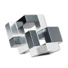 Playable Art Metal Cube