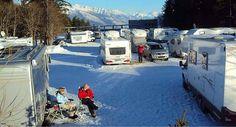 Crans montana camping-car