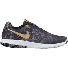 Nike Women's Flex Experience RN 6 Premium Running Shoes, Black