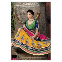 0 Yellow Lehenga, Indian Sarees Online, Present Day, Lehenga Choli, Contemporary Design, Stylish, Lady, How To Wear, Collection