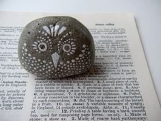 35 Pictures Of Painted Rocks For Inspiration - Bored Art