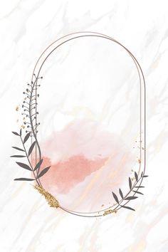 Floral Print Wallpaper, Framed Wallpaper, Flower Background Wallpaper, Pink Wallpaper Iphone, Flower Backgrounds, Watercolor Background, Pink Glitter Background, Vintage Floral Backgrounds, Frame Background