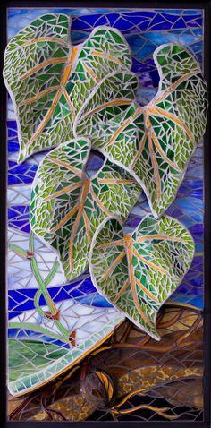 Dimensional mosaics. How?