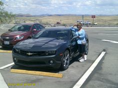 2013 Camaro RS Bought New Aug 2012. Carmen stands by it.Traded it in on 2011 Cadillac STS Premium in 2014