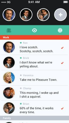 Dribbble - CHAT_3.png by Jamie Heuze