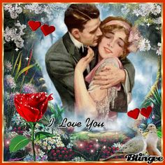 Romance Glitter Images, Love You, My Love, Love Birds, Romance, Movie Posters, Movies, Painting, Beautiful