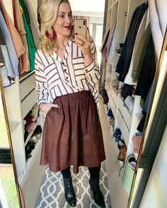 #lovethislook #beautifulcolours #yesgirl #tryit #fashiontipsforwomen #boots #startsayingyes #loveit #shop #fashion Post Pregnancy Clothes, Pre Pregnancy, Pregnancy Outfits, Fashion Tips For Women, Most Beautiful Pictures, Skater Skirt, Gentleman, Personal Style, That Look