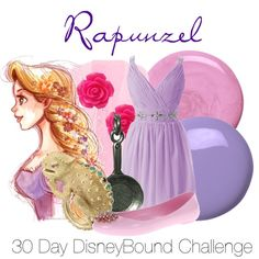 """30 Day DisneyBound Challenge: Day 1"" by trulydear on Polyvore"