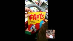 Looking for a last minute Christmas Present? How about a book of FARTS!
