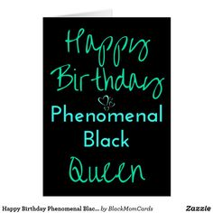 19 best african american greeting cards for mom mother and mama happy birthday phenomenal black queen card m4hsunfo