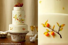 pretty 3 dimensional cakes   We have another fabulous Anna Craig multi-dimensional cake below in a ...
