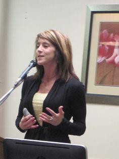 Healthy U Speaker-Stephanie Fraley