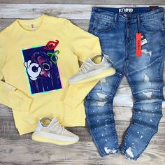 Dope Outfits For Guys, Cute Boy Outfits, Stylish Mens Outfits, Casual Outfits, Polo Outfit, Gay Outfit, Outfit Grid, Tomboy Fashion, Streetwear Fashion
