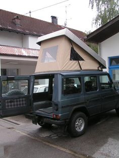 Mercedes/Puch G Mercedes G Wagen, Mercedes Camper, Mercedes 300, Mercedes Benz G Class, 4x4, Van Camping, G Wagon, Outdoor Camping, Offroad